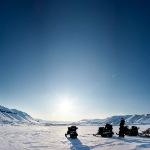 Circuit motoneige Laponie en Norvège