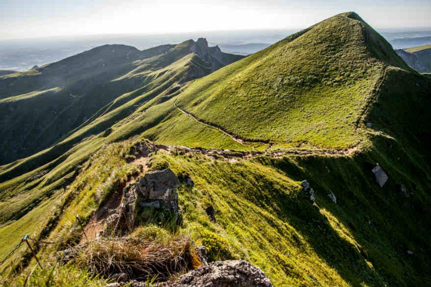 Voyage moto France Auvergne Planet Ride