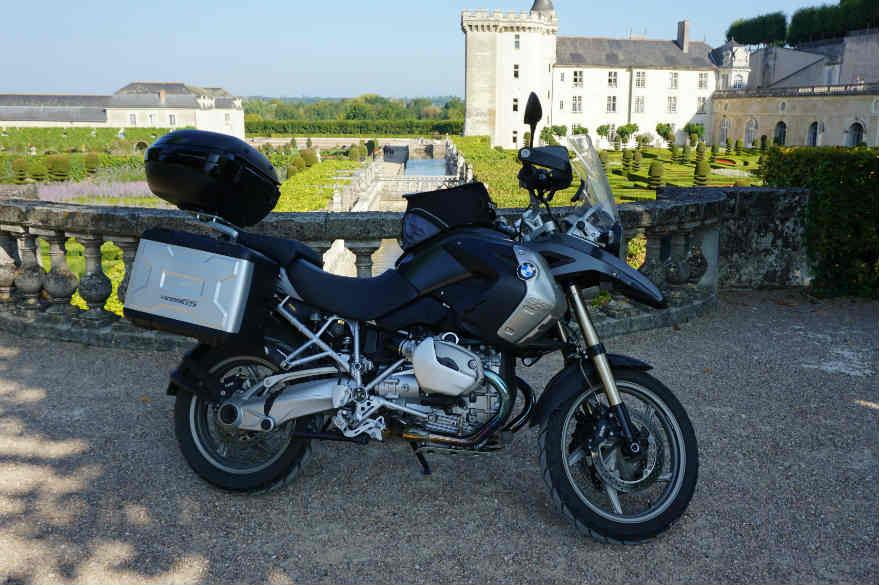 Voyage moto France BMW GS Planet Ride