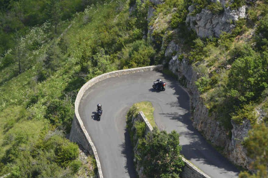 Voyage moto France Itinéraire Region Planet Ride