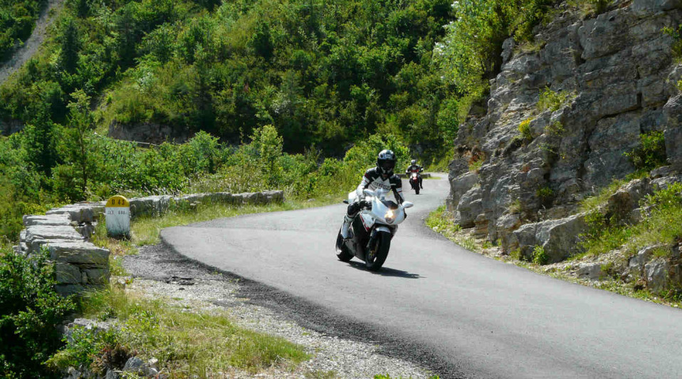 Voyage moto France Planet Ride