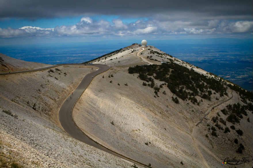 Voyage moto France Ventoux Planet Ride