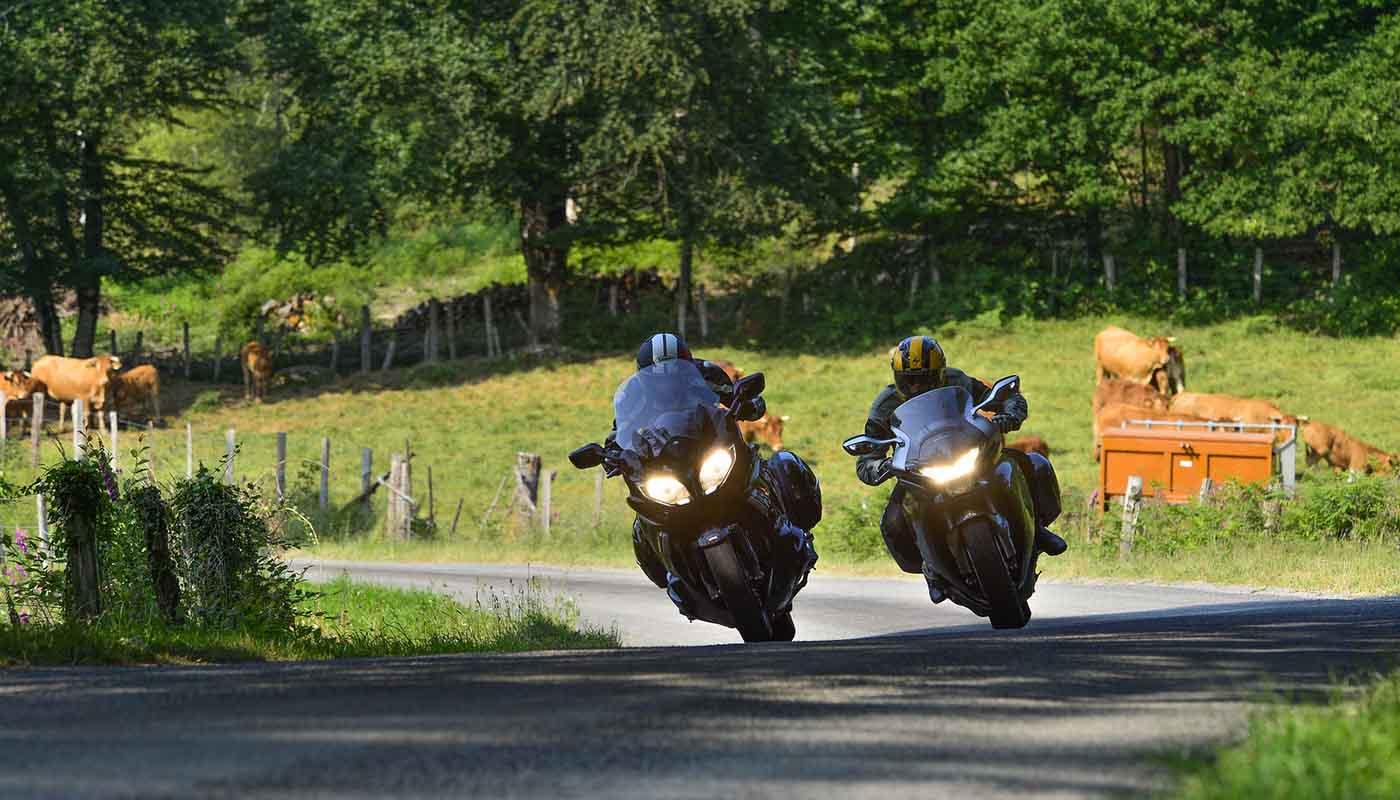 voyage moto : formule voyage moto liberte