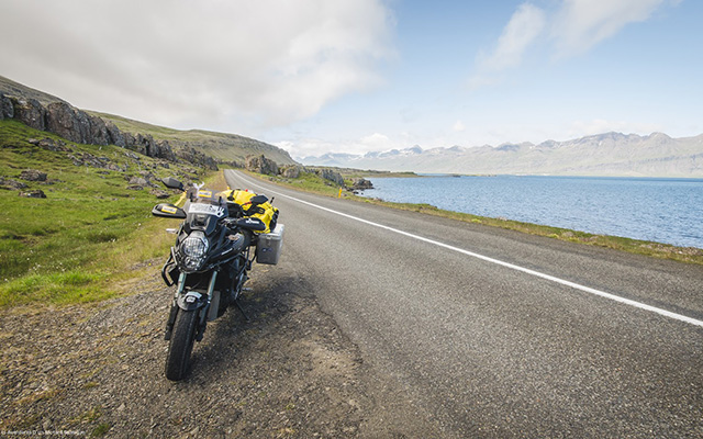interview motard bionique islande