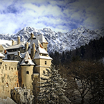 raid motoneige roumanie chateau