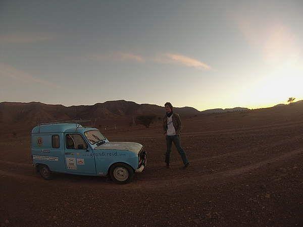 Bruno de Cara4c - Rallye Humanitaire Toulouse - Cambodge