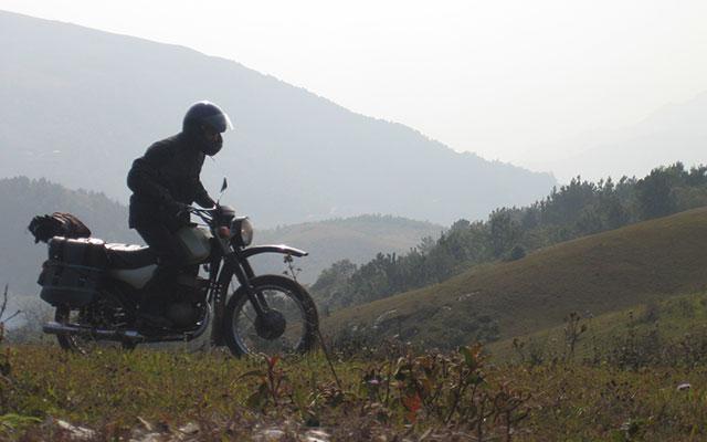 Voyage  Vietnam à moto avec une agence de voyage locale