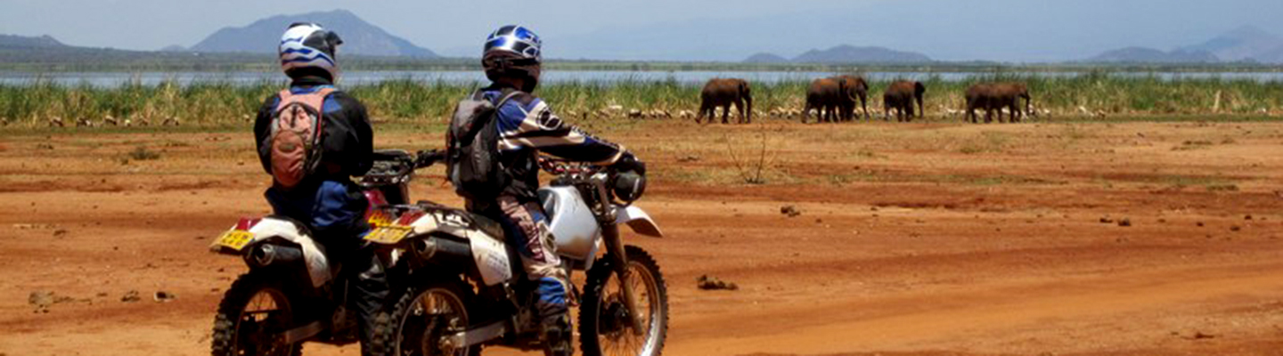 Raid moto au Kenya – Planet Ride