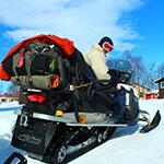 raid motoneige laponie finlande en route pour l'arctique