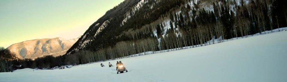 voyage motoneige canada avec Planet ride