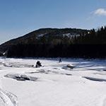 Voyage motoneige au Canada
