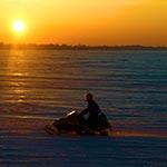 Le Canada en motoneige avec Planet Ride