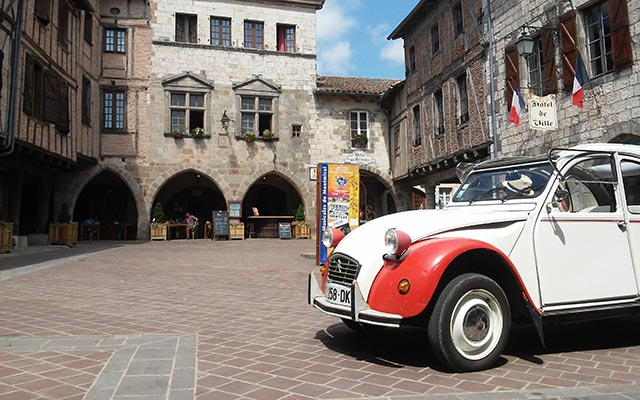 voyage en 2cv sud oues france planet ride