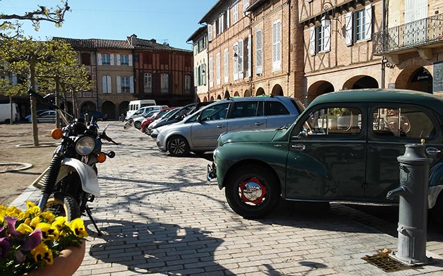 voyage en 2cv sud ouest france planet ride