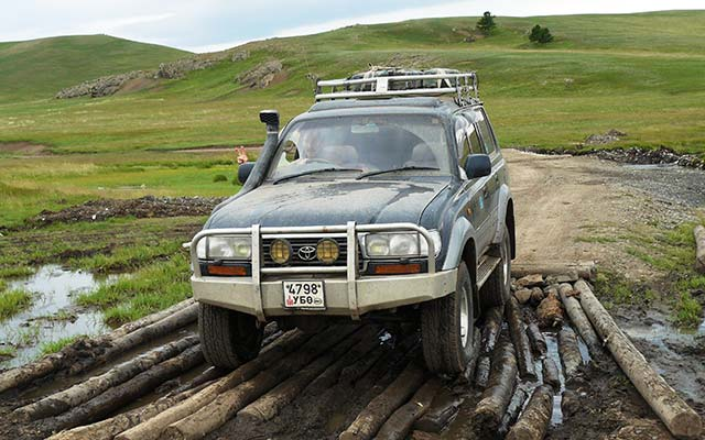 voyage mongolie en 4x4 avec Planet Ride