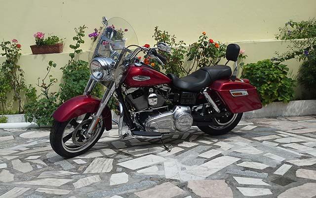 vos harley lors de voyage au portugal en Harley avec Planet Ride