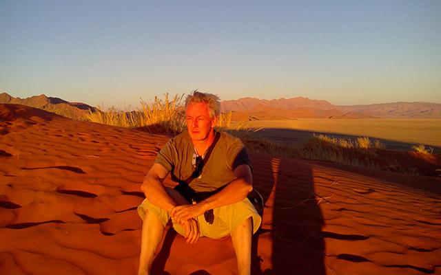 Raid 4x4 en Namibie