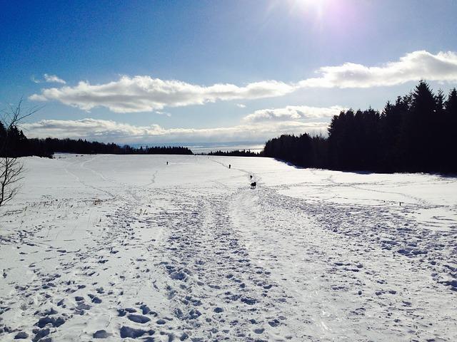 Les éboulements - Charlevoix - Motoneige au Canada