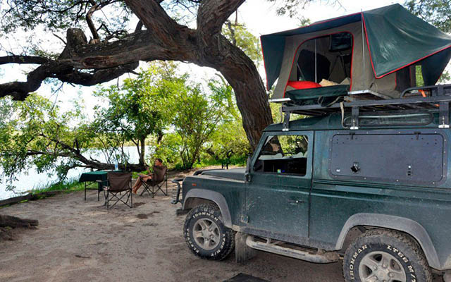 Safari 4x4 en Namibie avec Planet Ride