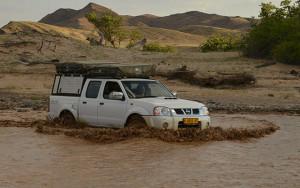 safari 4x4 namibie découverte désert faune
