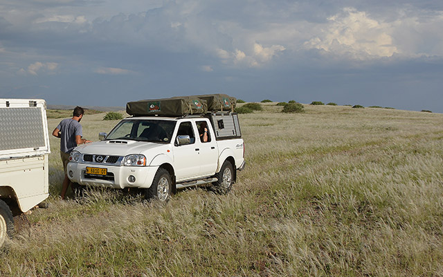 Planet Ride : Safaris Namibie 4×4