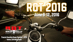 republic of texas - evenement moto Austin juin 2016