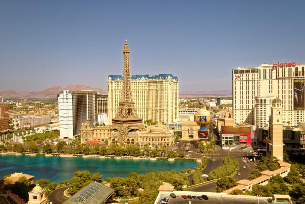 Las Vegas et ses casino - Lors d'un voyage mtoo dans l'Ouest des USA