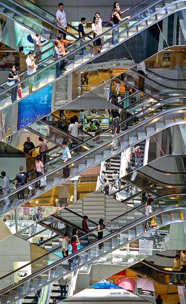 MBK Center: Thailand Travel by Alexandre Ayer