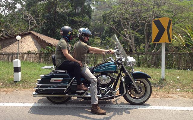 road trip moto thailande siam