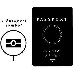 puce electronique passeport - visa USA voyage moto