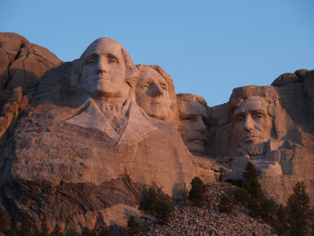 Roadtrip aux USA : mont rushmore