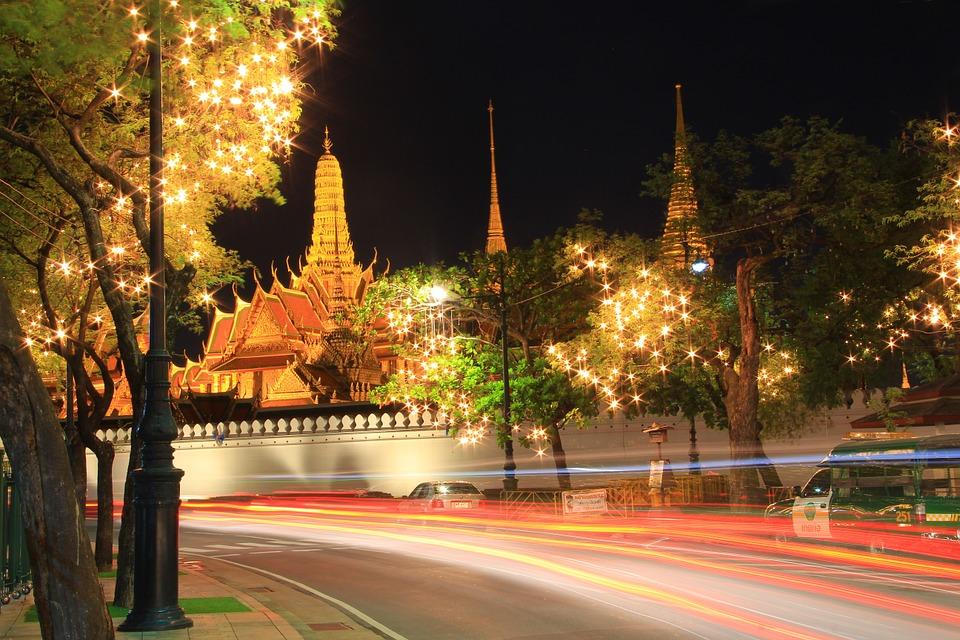 voyage moto en Thailande Planet Ride : bangkok
