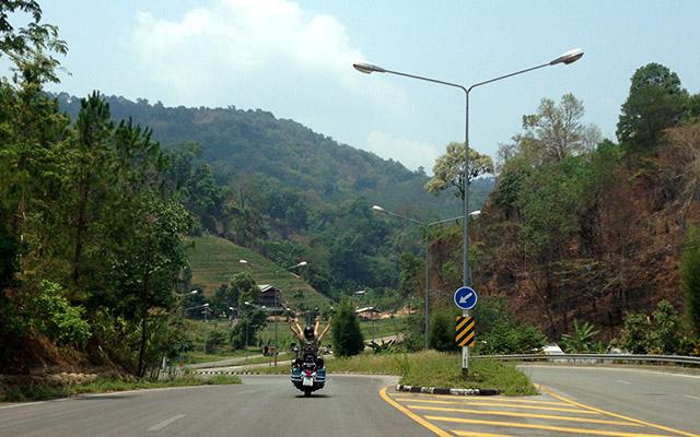 voyage moto Harley Thailande avec Planet Ride
