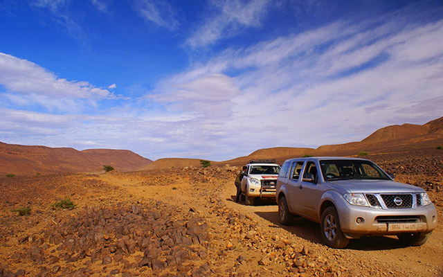 Planet Ride – Road-trip au maroc – quand partir