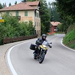 voyage moto le meilleur de l'italie