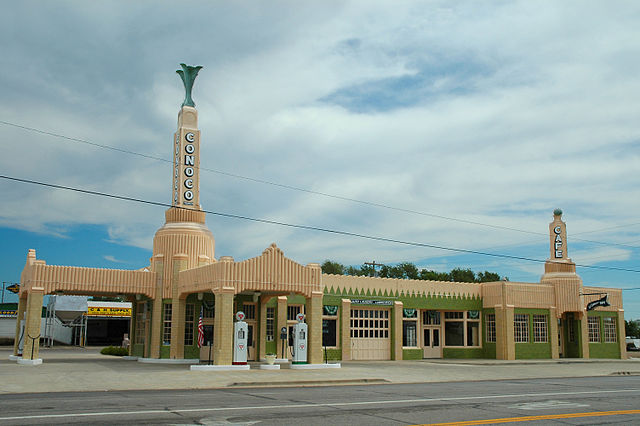 Travel Moto USA: The unusual stops of the road 66