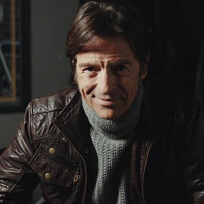 Alexandre Debanne - Parrain de The Trip