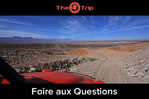 The Trip 2016 : Foire aux Questions
