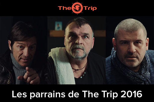 The Trip 2016 : les parrains