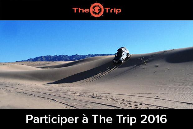 Participer à The Trip 2016