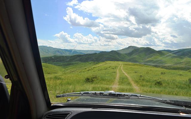 Planet Ride Chuka Travel interview Mongolia France