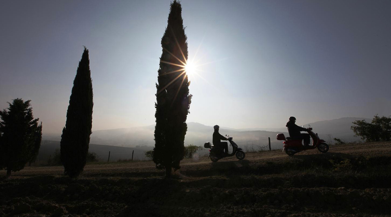 planet ride bel & bel scooter chair