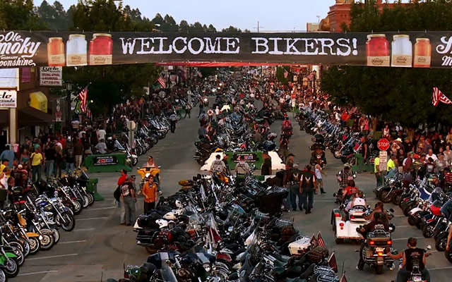 planet ride bike week sturgis voyage usa harley