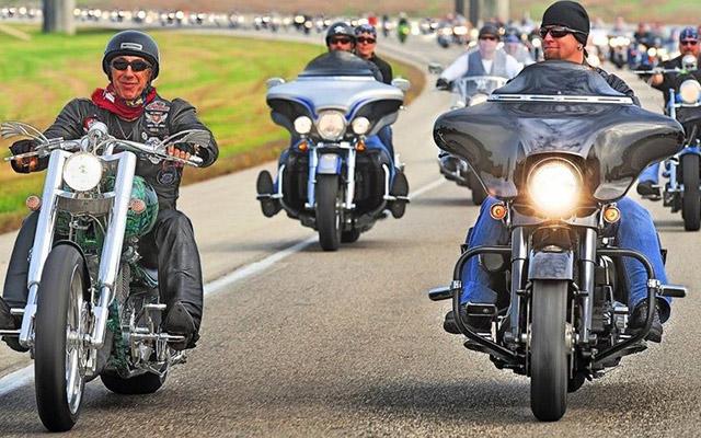 voyage moto usa en harley