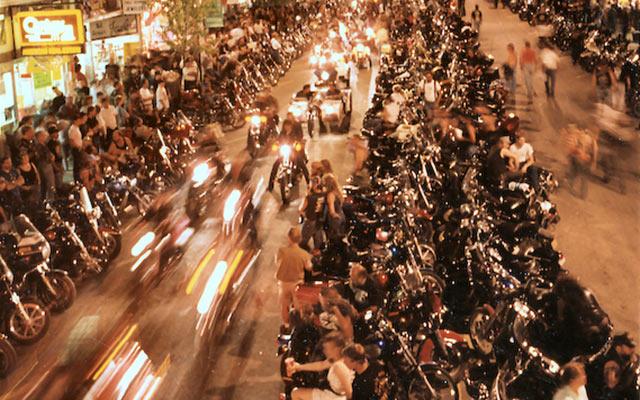 voyage moto usa en harley au bike week sturgis