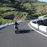 planet ride canaries moto