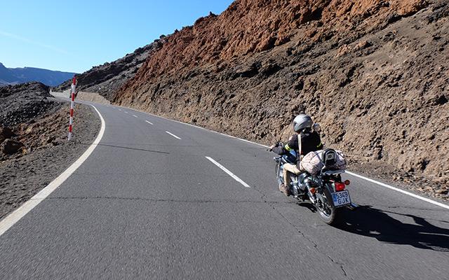 circuit moto Espagne aux Canaries