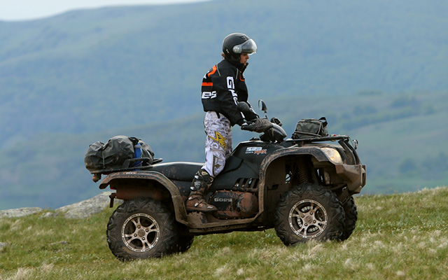 planet ride rallye gazelles mad quad