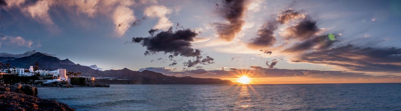 planet-ride-voyage-andalousie-camping-car-andalousie-panorama-nerja-coucher-soleil