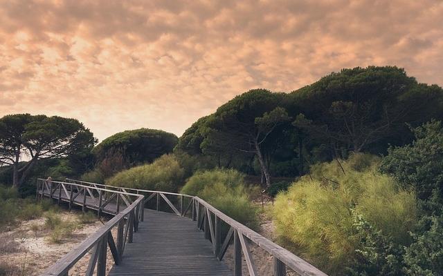 planet ride voyage andalousie camping car paysage mer